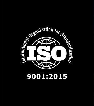 Wir sind ISO 9001:2015 und 14001:2015 zertifiziert