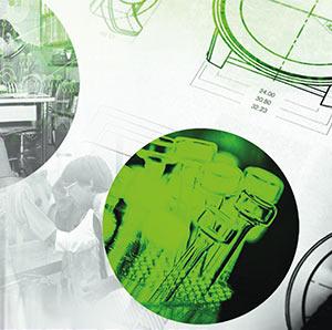 Für eine leuchtende Zukunft: Könizer Wirtschaftsapéro zu Gast bei mb-microtec